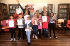 Op 8 mei 2019 behaalden 12 kinderen hun Kanjerdiploma in Haarlem Oost