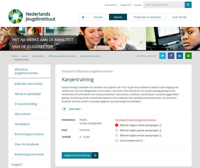 Open deze pagina op de website van het Nederlands Jeugd Instituut